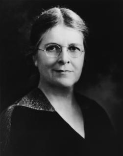 Martha May Eliot, M.D.