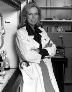 Bernadine Healy at the Cleveland Clinic Foundation while she was head of the Research Institute there, late 1980s