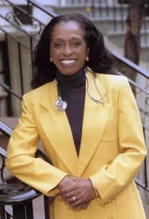 Barbara Ross-Lee while the Dean of the New York College of Osteopathic Medicine, 2001