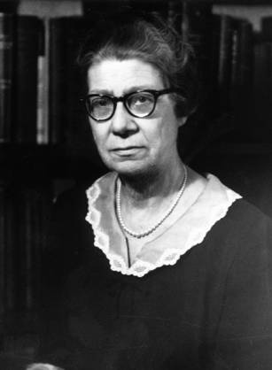Dr. Virginia Kneeland Frantz