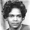 Full face photograph of Dr. Edith Irby Jones